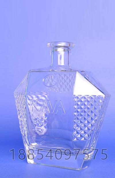 洋酒瓶-010